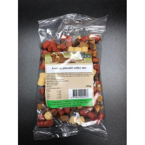 Image of   Allergivenlig godbid mix 200 g