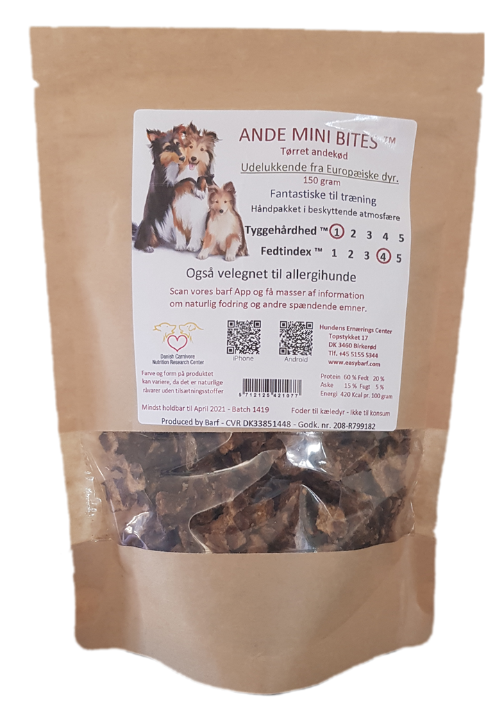 Image of Ande Mini Bites - 150g