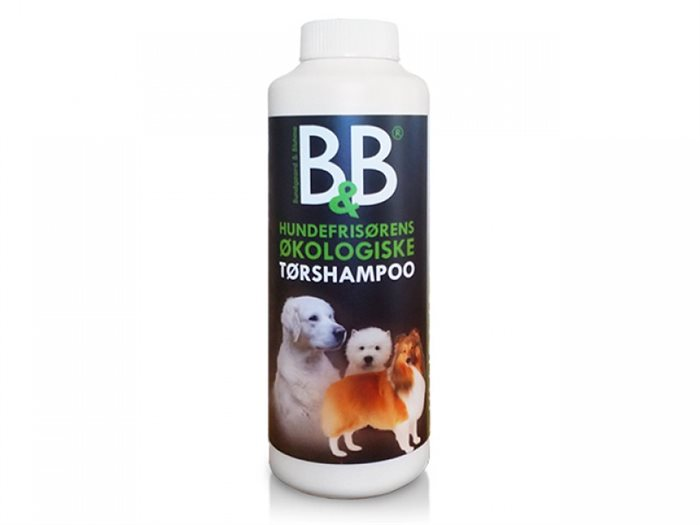 Image of B&B tørshampoo med jasmin