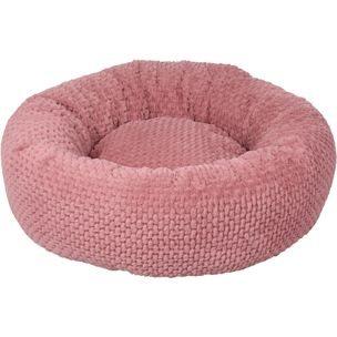 Basket Glory Rund Pink - Hundeseng
