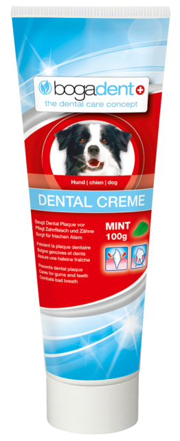 Image of Bogadent Dental Creme mint hund 100g
