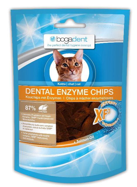 Image of Bogadent Dental Enzym Chips kyl. kat 50g