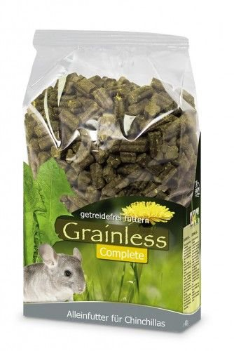 JR Grainless Complete Chinchilla 1350g