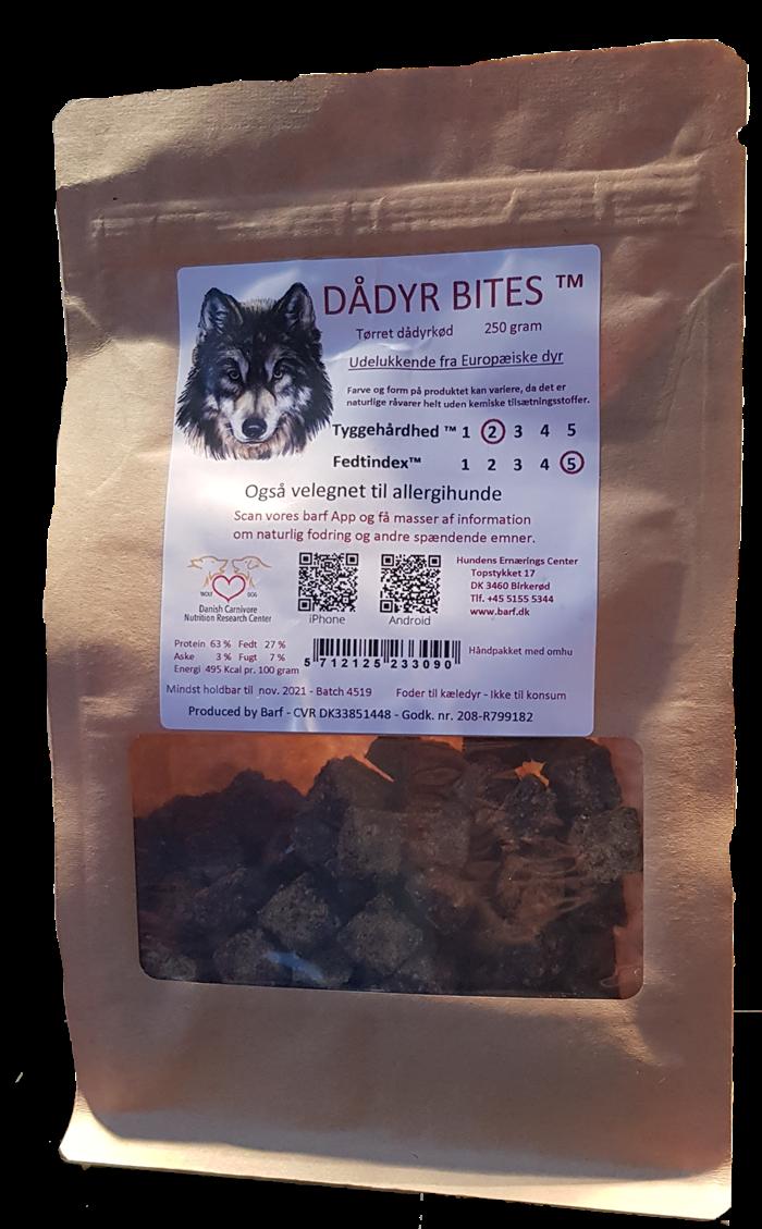 Image of   Dådyr Bites - 250g
