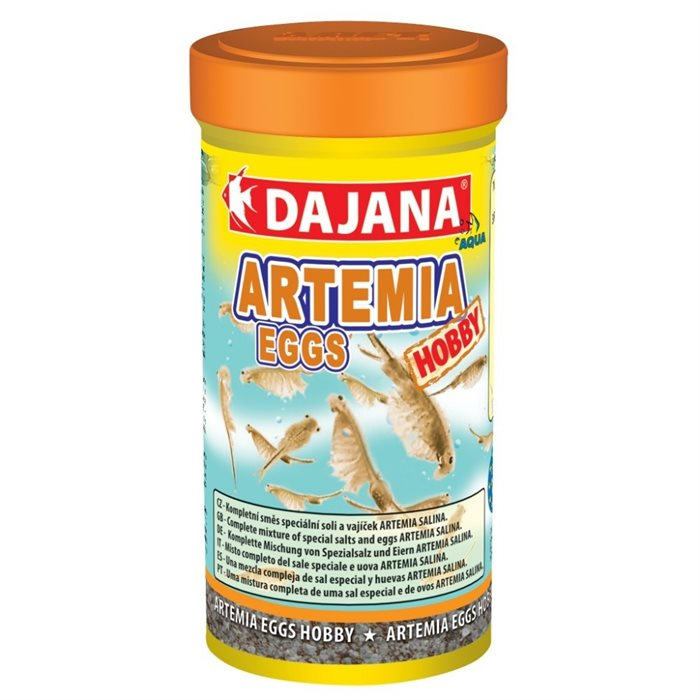 Image of Dajana Artemia Eggs Hobby - 100ml