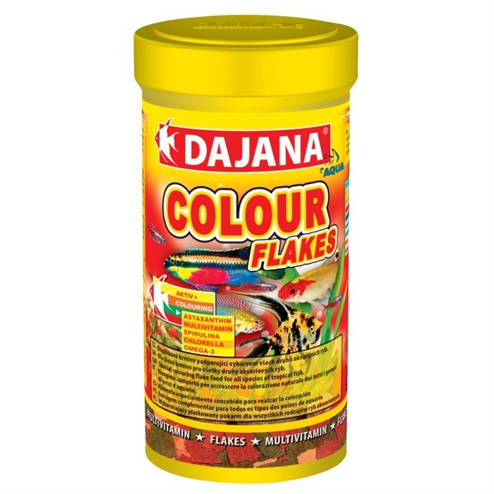 Image of   Dajana Colour flakes - 1000ml