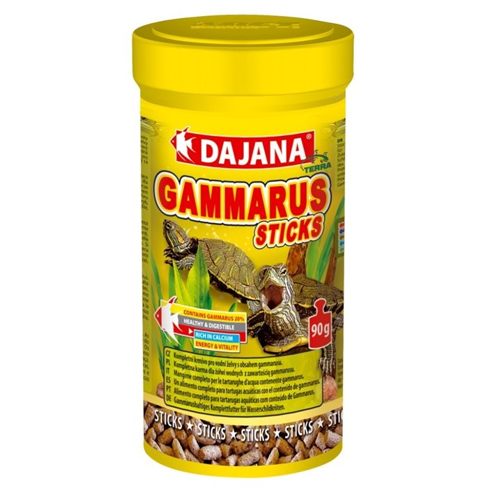 Image of   Dajana Gammarus sticks - 250ml