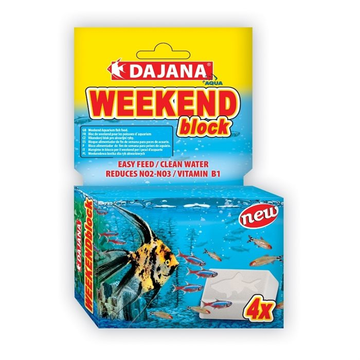 Image of Dajana Weekend block - 25gr
