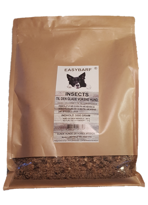 EasyBarf - Insects 3kg
