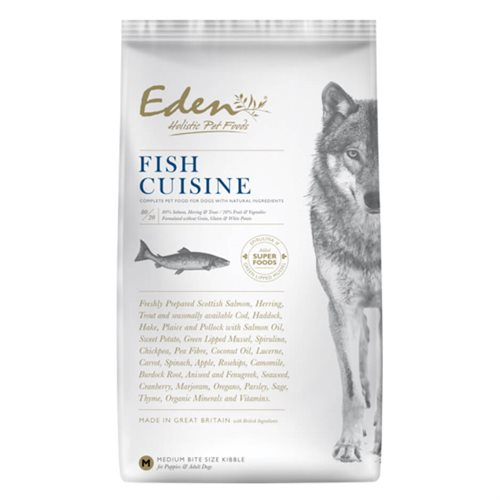 Eden Petfood Fish