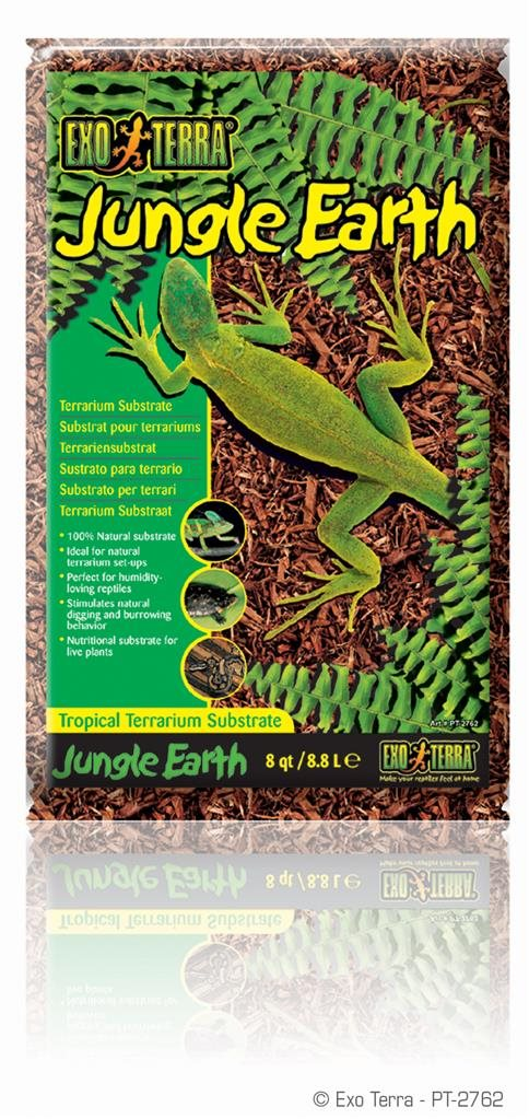 ExoTerra Jungle EARTH 8,8 L