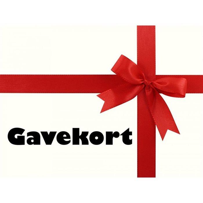 Gavekort - 250 kr