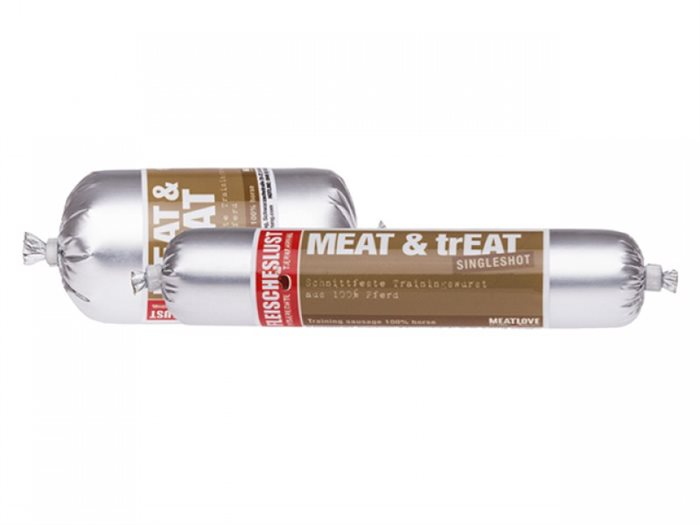 Image of   Meat & trEAT hest, 200g