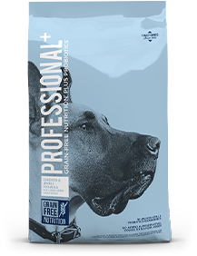 Professional+ Large Breed Chicken & Lentils 12,7 kg