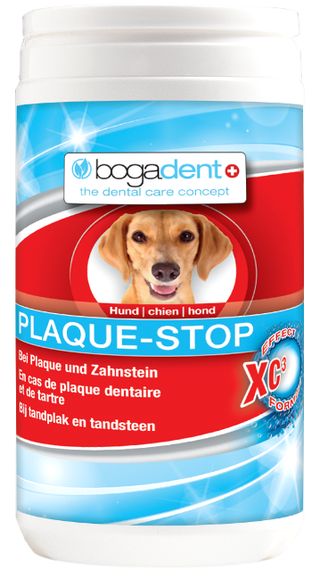 Image of Bogadent Plaque-STOP hund 70g