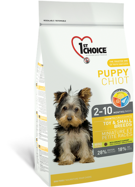 Image of   1st Choice Toy/Small Puppy - 2,72kg