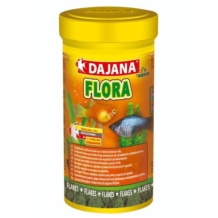 Image of Dajana Flora flakes - 250ml