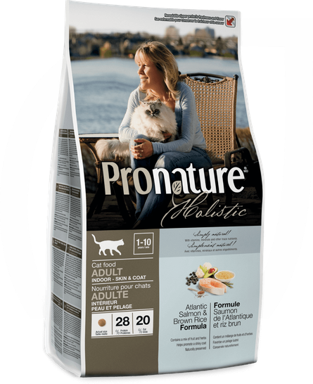 Pronature Holistic Cat Atlantic Salmon Adult - 2,72kg