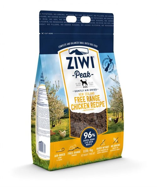 ZiwiPeak Dog Air-dried Chicken